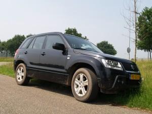 Suzuki Grand Vitara 1.9 diesel rijtest