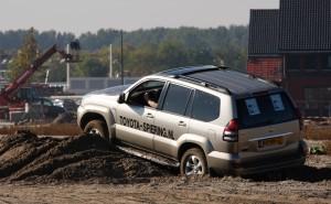 Toyota LandCruiser 120 rijtest