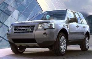 Land Rover Freelander 2 rijtest