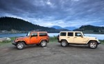 Jeep Wrangler en Wrangler Ultimate 2011