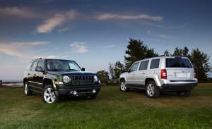 Jeep Patriot krijgt nieuwe diesel