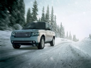 Range Rover Special Editions UK 2012