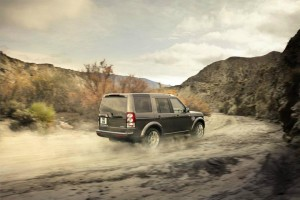 Land Rover Discovery 4 HSE Luxury