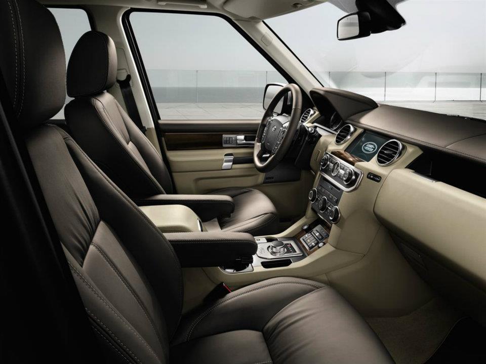 Discovery 4 hse luxury - Range rover sport almond interior ...