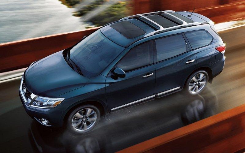 Nissan pathfinder flink vernieuwd for Exterieur pathfinder