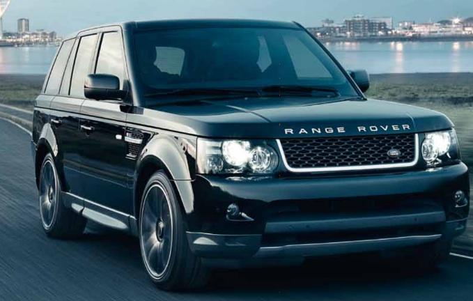 Fantastisch Range Rover Sport Black: is niet zwart | SUVLifestyle.nl QI89