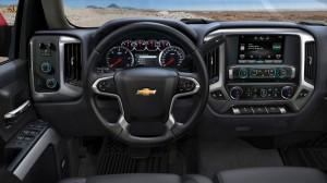 Chevrolet Silverado interieur 2014