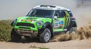 Mini en Peterhansel winnen Dakar 2013