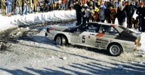 Audi Monte Carlo1981