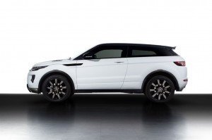 Evoque black design pack