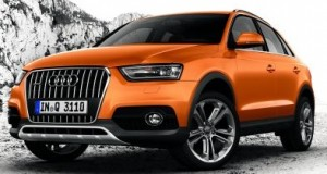 Audi Q3 Offroad Edition