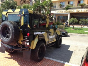 Gumball 3000 Twisted Defender