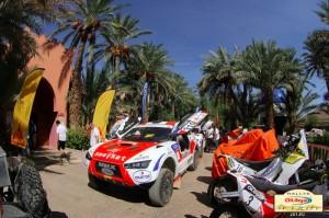 rallye oilibya maroc 2013
