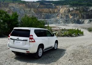 Toyota Land Cruiser 2014 achter