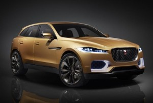 Jaguar C-X17 China
