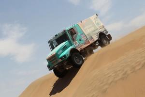 De Rooy Dakar 2013 Stage 11 El Salvador