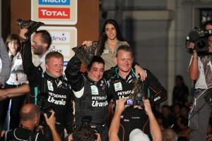 DAKAR 2014: Team De Rooy