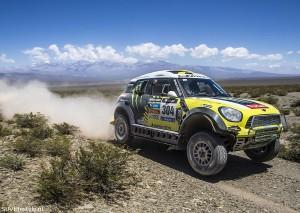 MINI wint Dakar 2014 met Roma
