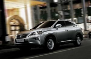 Lexus RX 450h Hybrid AWD Comfort Line