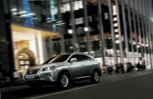 Lexus RX 450h Hybrid AWD