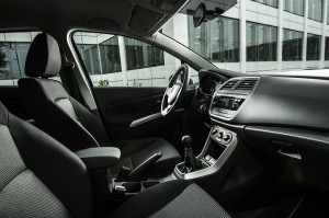 Suzuki S-Cross Urban interieur