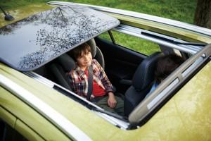 Gratis panoramisch schuif-kanteldak op de Suzuki S-Cross Exclusive