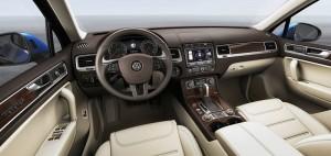 VW Touareg 2015 interieur