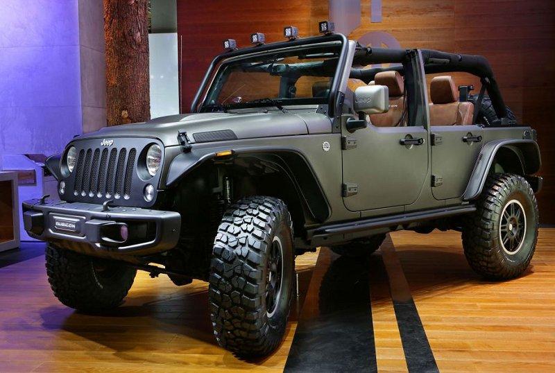 jeep op de autoshow van parijs 2014. Black Bedroom Furniture Sets. Home Design Ideas