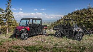 Polaris RANGER 570 family MY2015