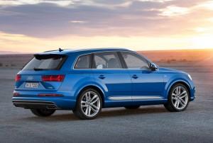 Audi Q7 2015 achter