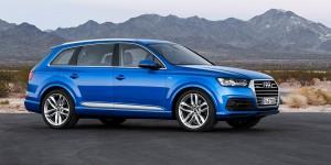 Audi Q7 verkrijgbaar als plug-in hybrid