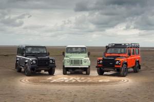 Afscheid Land Rover Defender