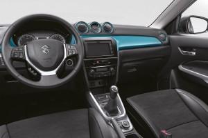 Suzuki Vitara 2015 interieur