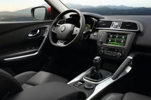 Renault Kadjar interieur