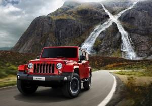 Jeep Wrangler X 2015