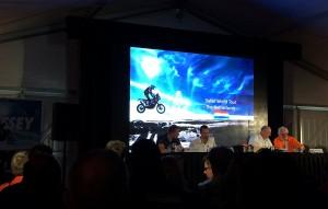 Dakar2016 persconferentie