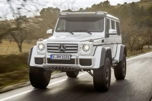 Mercedes-Benz G5004x42