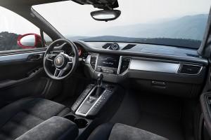Porsche Macan GTS interieur