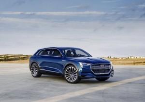 Audi e-tron Quattro / Q6