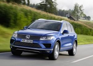 Volkswagen Touareg 2016 Exclusive