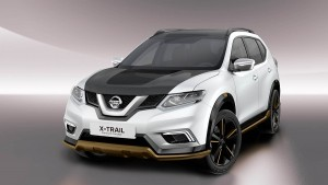Nissan QASHQAI Premium Concept en Nissan X-TRAIL Premium Concept