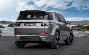 Startech tuning Land Rover Discovery Sport