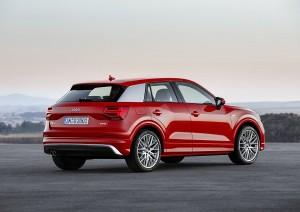 Audi Q2 nieuwe SUV Genève 2016