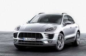 Porsche Macan 2.0 viercilinder