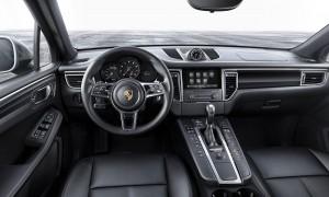 Porsche Macan 2.0 viercilinder interieur