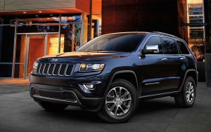 Jeep Grand Cherokee 2016 USA