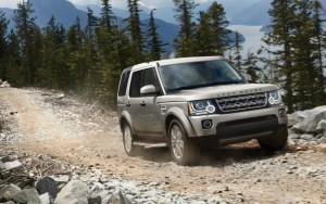 Land Rover LR4 USA