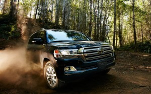 Toyota Land Cruiser 2016 USA
