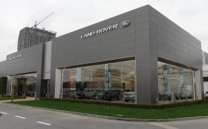 Jaguar Land Rover Dual-Brand dealer