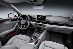 Audi A4 allroad quattro interieur